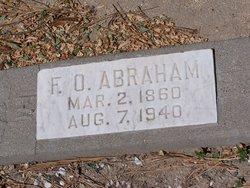 F. O. Abraham