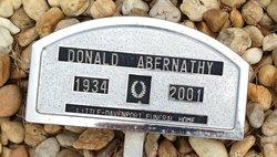 Donald L Abernathy