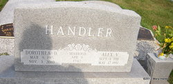 Alex V. Handler
