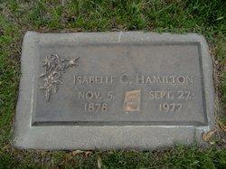 Isabelle <i>Carr</i> Hamilton