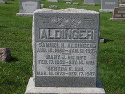 Bertha K. Aldinger