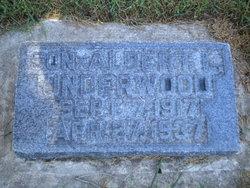 Albert Underwood