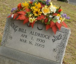 Bill Aldridge