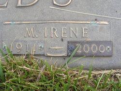 M Irene <i>Bianco</i> Reynolds