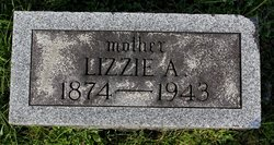 Lizzie A Wagner