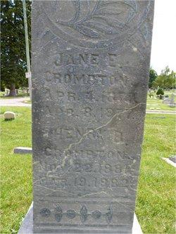 Jane Elizabeth Crompton