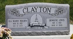 Dewayne Lewis Clayton