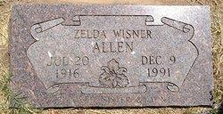 Zelda <i>Wisner</i> Allen