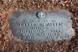 Larren M. Allen