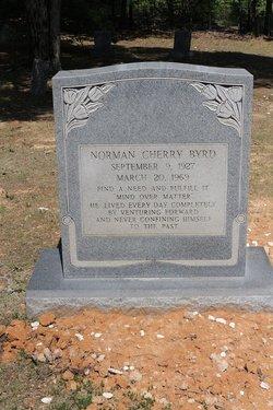 Norman Cherry Byrd