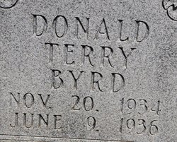 Donald Terry Byrd