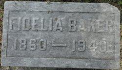 Fidelia Baker