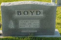 Gary Dale Boyd