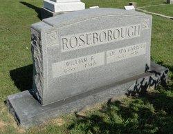 Joe Ada <i>Garrott</i> Roseborough