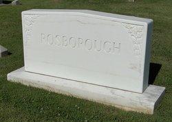 Ida G <i>Garrott</i> Rosborough