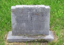 Leona Pearl George