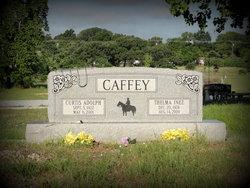 Curtis Adolph Caffey