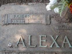 Robert E. Alexander