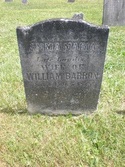 Anna Maria <i>Landis</i> Barron