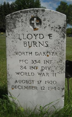 Lloyd E Burns
