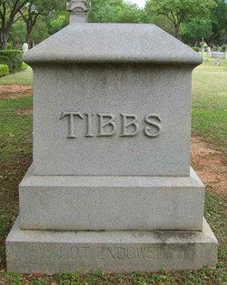 Louisa L <i>Bennett</i> Tibbs