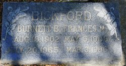 Burnett B. Bickford