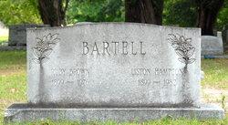 Liston Hampton Bartell