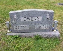 Nannie E. Owens