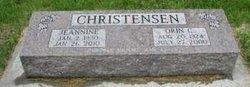 Jeannine Adele <i>Johnson</i> Christensen