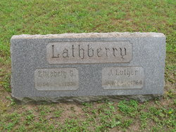 J Luther Lathberry
