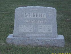 Rose Ann <i>Holland</i> Murphy