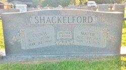 Clovis Shackelford