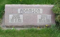 Bertha Adamson