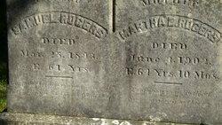Martha E <i>Richards</i> Rogers