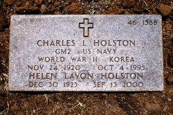 Helen Lavon Holston