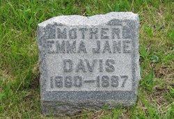 Emma Jane <i>Morris</i> Davis