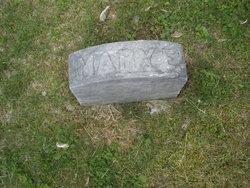 Mary E <i>Johnson</i> Graves