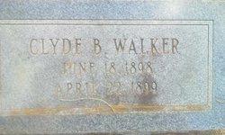 Clyde B Walker