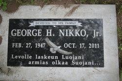 George H Nikko, Jr