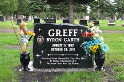 Byron Garth Greff