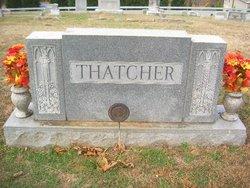 Mary Dorothea <i>Hughes</i> Thatcher