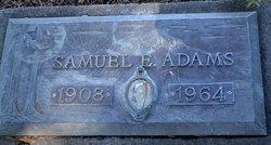 Samuel E Adams