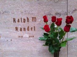 Ralph Morris Randel