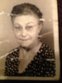 Margaret Agnes Maggie <i>Lamy</i> Ford