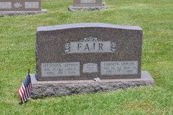 Frederick Arthur Fair
