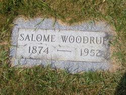 Salome Sally <i>Gross</i> Woodruff