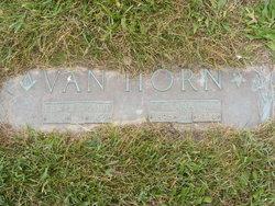 Clara <i>Woodruff</i> Van Horn