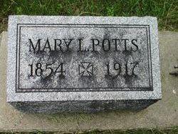 Mary L <i>Nash</i> Potts