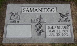 Maria DeJesus Sue Samaniego