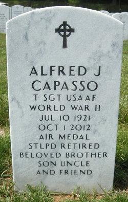 Alfred J Capasso